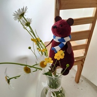 Мишка серия мягкие лапкивертикальная ходилка