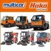 Hako и Multicar от официального дилера в России