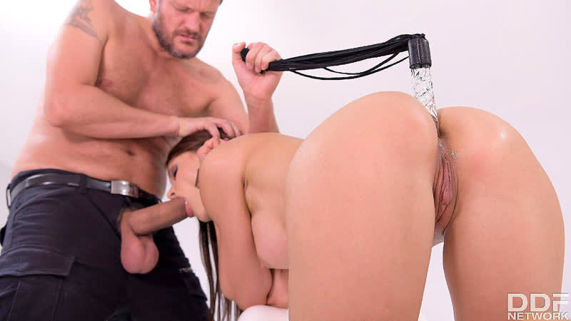Kitana Lure (Алина Кукуруза) - BDSM Anal Master Always Gets His Way
