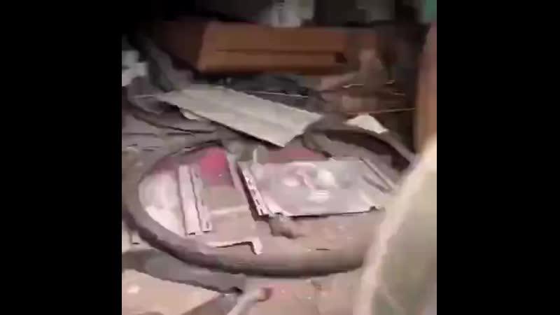Делают мангал из старой стиральной машинки