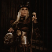 Костюм «Steampunk-Жена путешественника во времени»
