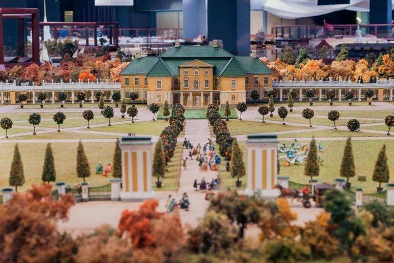 Исторический макет «Петровская Акватория»