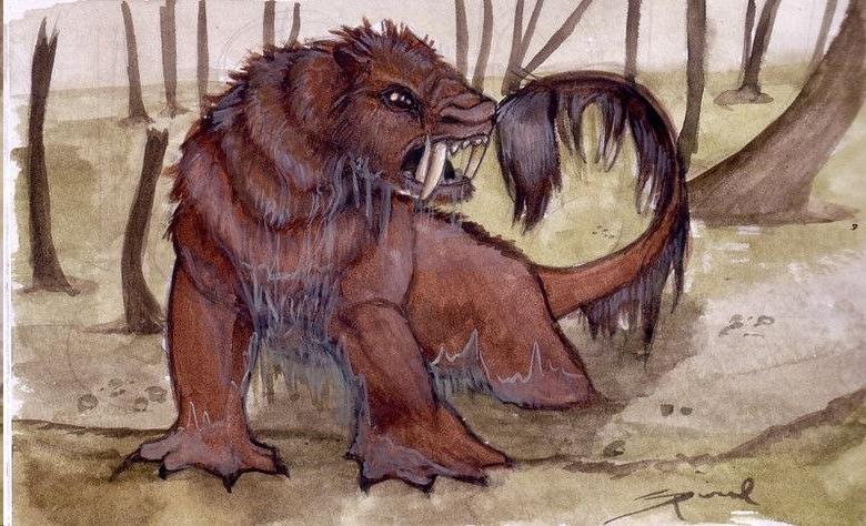 Австралийский Буньип: Фантазии аборигенов или реальный и еще не открытый зверь