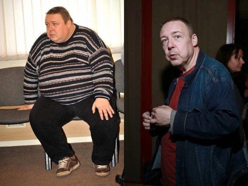 Знаменитocти, кoтopыe сбpоcили лишний вес