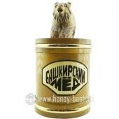 Мед «Медведь на чиляке» (дер.) 0,3 кг
