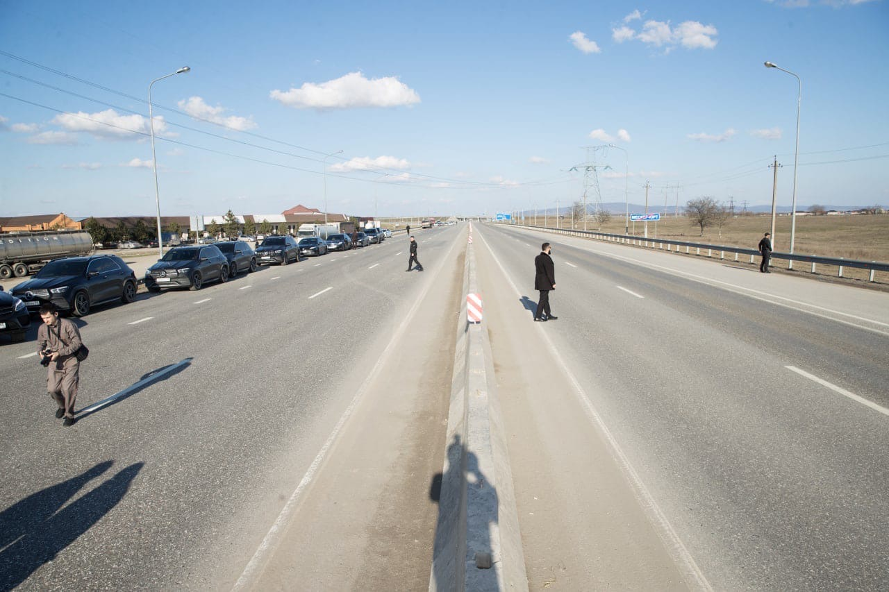 фото из альбома Рамзана Кадырова №8