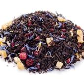 Валенсия Чай Gutenberg черный ароматизированный 100 гр.