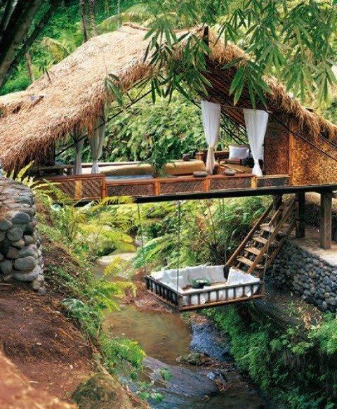 Необычное место для отдыха