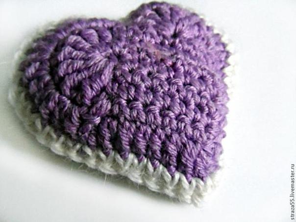 Свяжи свою любовь: создание вязаной валентинки