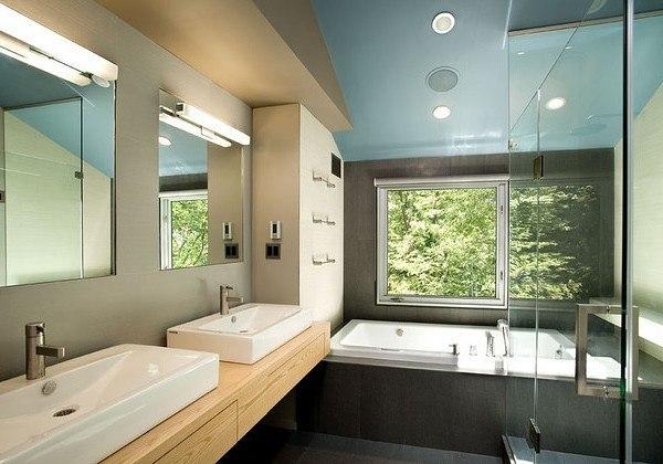 10 ванных комнат на любой вкус