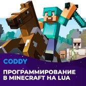 Программирование в Minecraft (7 - 12 лет)
