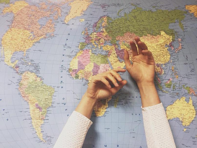 Россия назвала список благополучных по ковиду стран. Но только для студентов