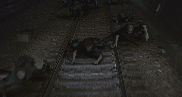 Призраки лондонского метро
