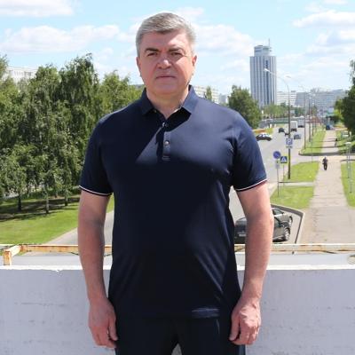 Наиль Магдеев, Набережные Челны