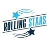 Потолочные люстры-вентиляторы Rolling Stars