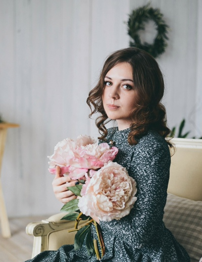 Алина Аникина, Санкт-Петербург