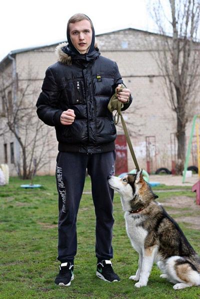 Aleksandr Vadzinskiy, Херсон
