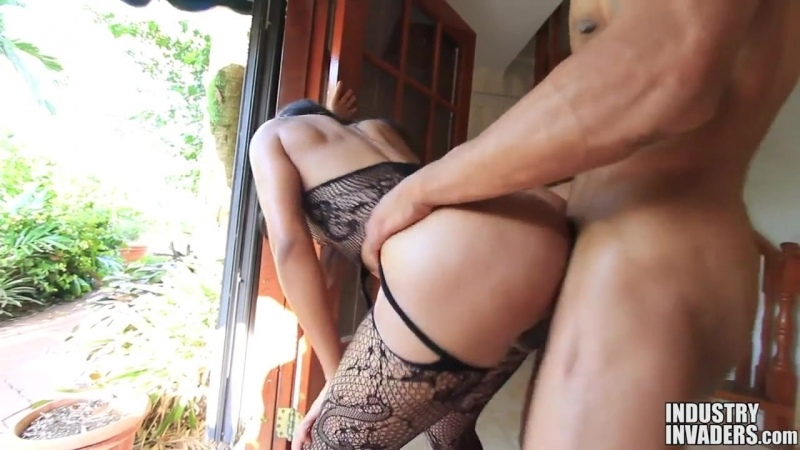 Industry Invaders Pornstar Jayla Foxx Beach House sex Black, Ebony, All sex, Blowjob, Deepthroat, Big ass,