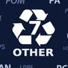 Вторичная переработка редких и сложных пластиков