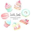 LoVi_tort - торты/капкейки/десерты на заказ, СПб