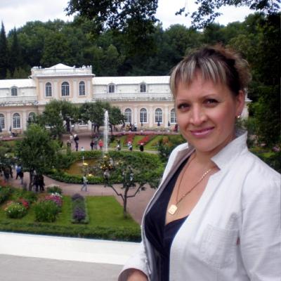 Ирина Махмудова, Луганск