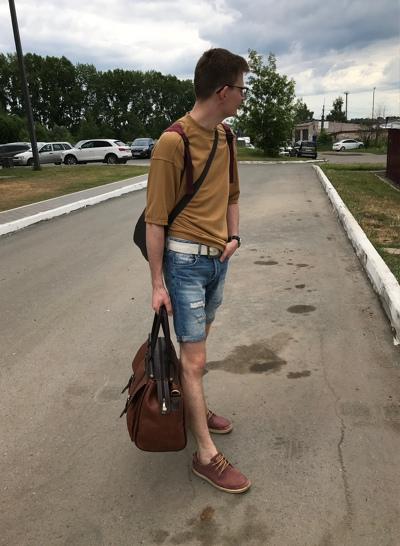 Илья Симонов, Казань