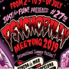 27th PSYCHOBILLY MEETING 2019 Pineda de Mar
