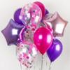 Воздушные шары в Видном и в Москве с доставкой