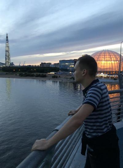 Антон Бондаренко, Санкт-Петербург