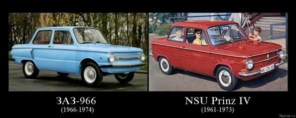 Советские автомобили. Советские?, изображение №22