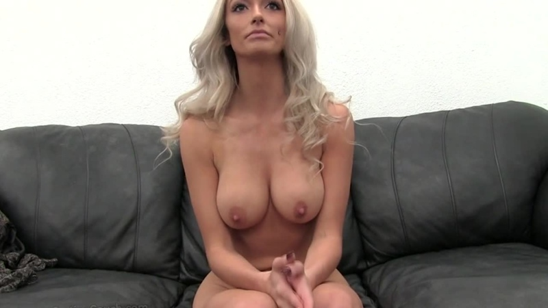 Порно кастинг красивой блондинки, большие сиськи жесткий секс milf mature blowjob anal hard sex