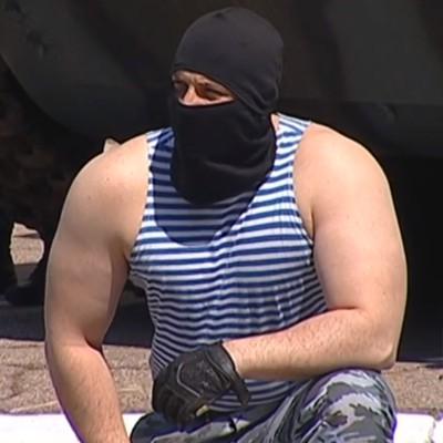Кирилл Луганский, Луганск