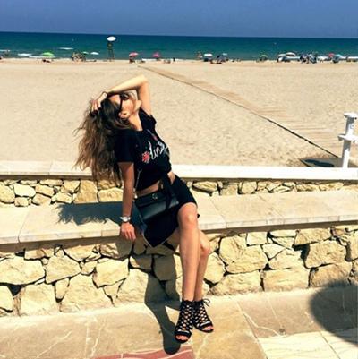Jolie Ray, Alicante