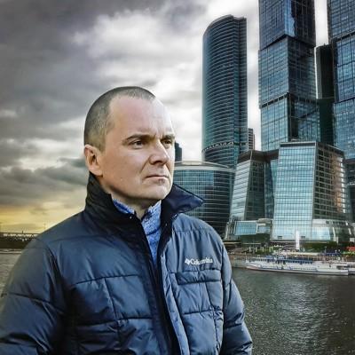 Vasiliy Buryy, Санкт-Петербург