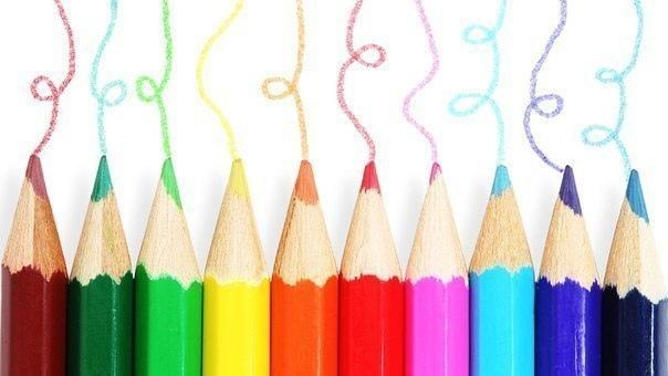 Определяем психологическое состояние ребенка по цветам.