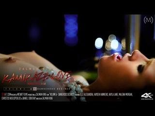 Kayla Jane, Elle Alexandra, Malena Morgan, Hayden Hawkens - Kamikaze Love Volume 6 - Dangerous Desires SexArt Erotica С Сюжетом