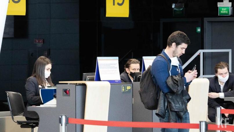 «Победа» объяснила, почему не пустила казанских пассажиров в Турцию