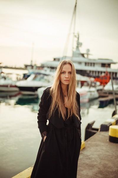 Анна Гребенник, Санкт-Петербург