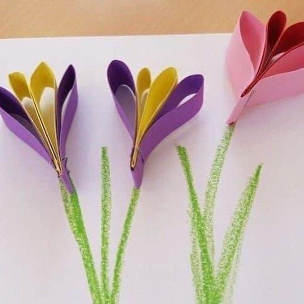 Цветочные идеи на 8 марта