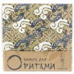 Бумага для оригами Okasi 36 листов