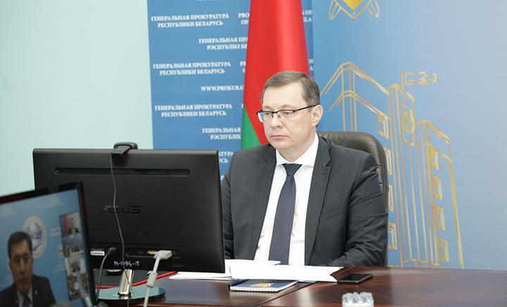 Генпрокурор Беларуси: В прошлом году, и это бесспорный факт, была попытка госуда...