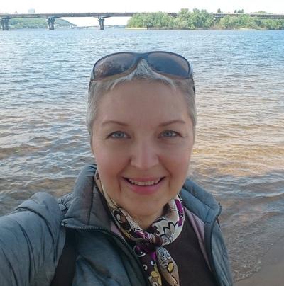 Ирина Река, Киев