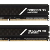 Оперативная память 16Gb 2x8GB/3200 AMD Radeon R9 Gamer Series (R9S416G3206U2K) DDR4