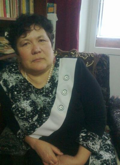 Амина Идрисова, Златоуст