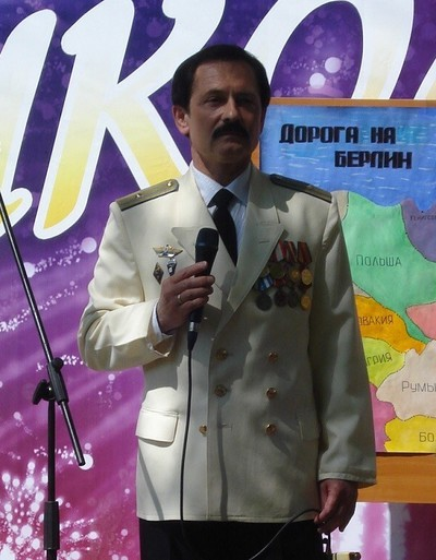 Владимир Вишкин, Новомосковск
