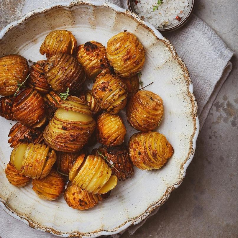 Запеченный картофель 🍴😋