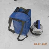 Сумка-рюкзак дезинфектора