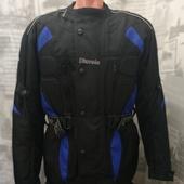 (О1123)Мотокуртка текстиль Diavolo, размер М