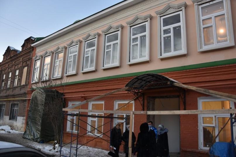 На благоустройство и экспозиции музея Гагариных потратят 15 миллионов рублей