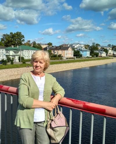 Татьяна Кокарева, Вологда